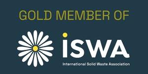 Gold member of ISWA