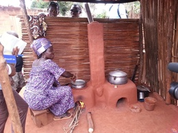 Example of a cooking place. Copyright: JVE
