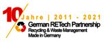 Logo: 10 Jahre RETech